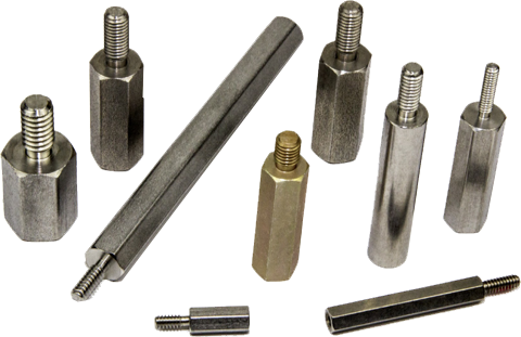 RAF NAS-Standard Standoffs & Spacers