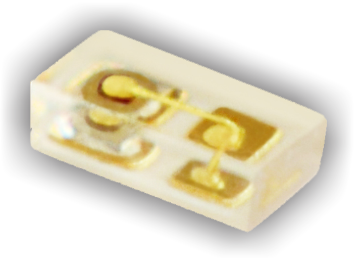 World's Smallest SMD LED