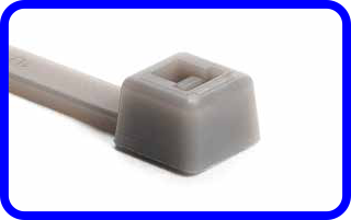 HellermannTyton PVDF Cable Tie Detail