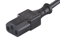 Kingg Cord Euro C13 Connector