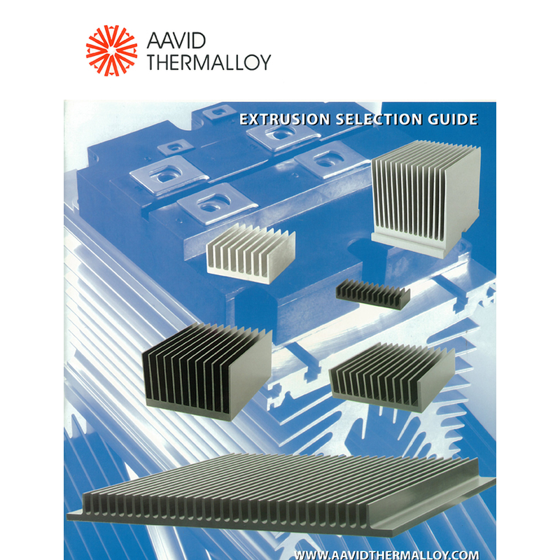 Aavid Thermalloy Extrusion Selection Guide