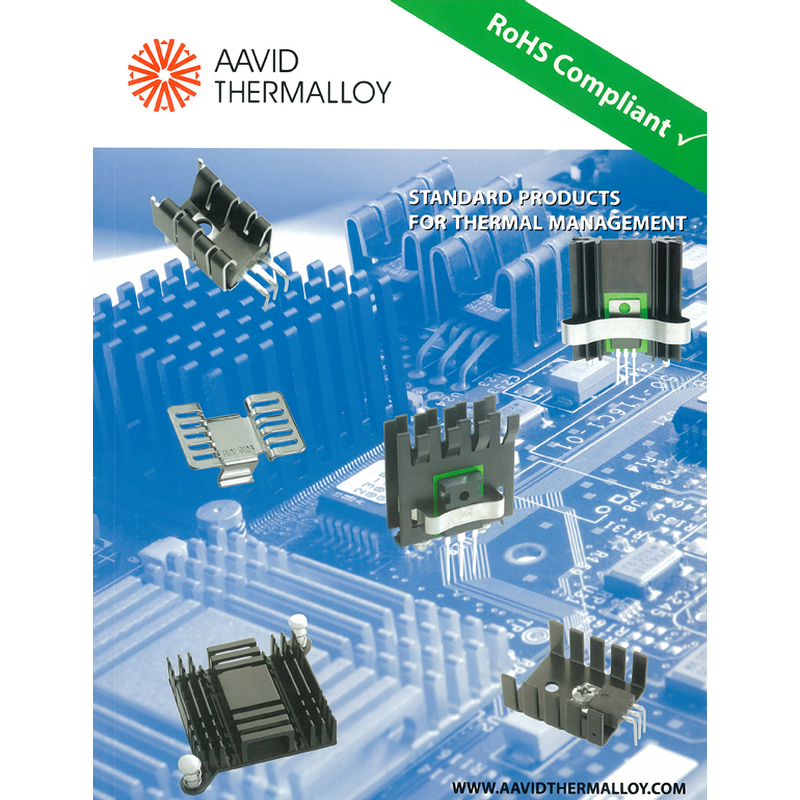 Aavid Standard Products for Thermal Management