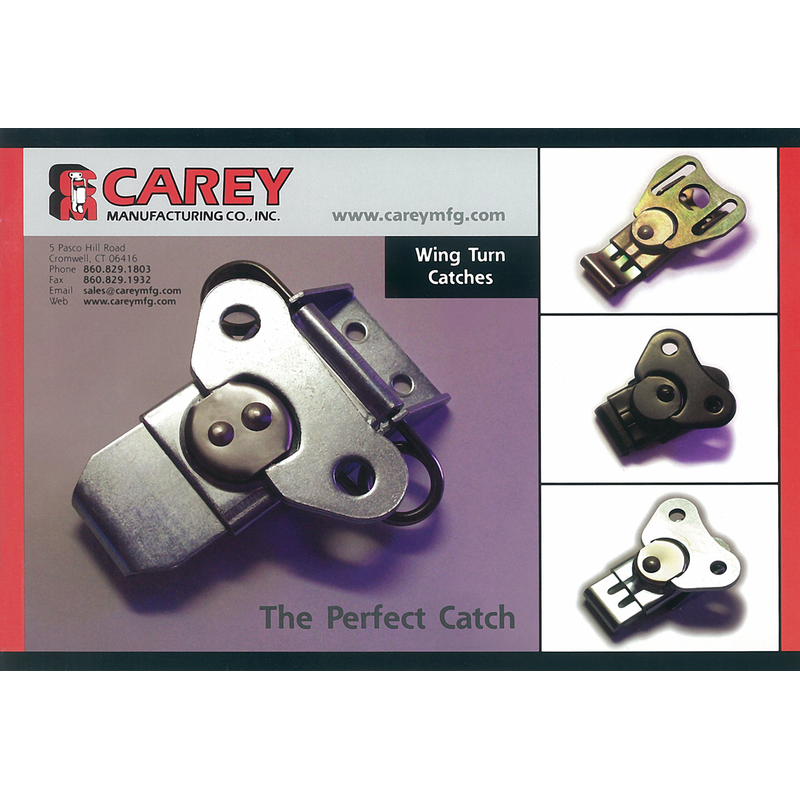 Carey Manufacturing - The Perfect Catch