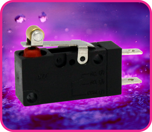 IP67 Snap-Action Miniature Switch Series