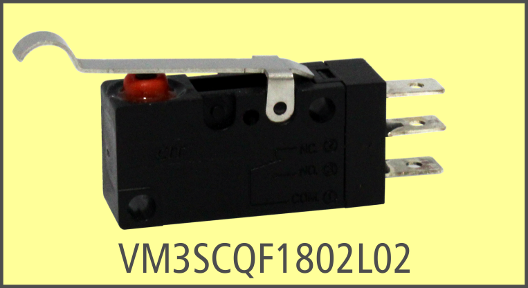CIT VM3S IP67 Snap Action Switch