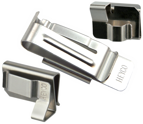Heyco's Sunrunner 90 degree PV Cable Clips