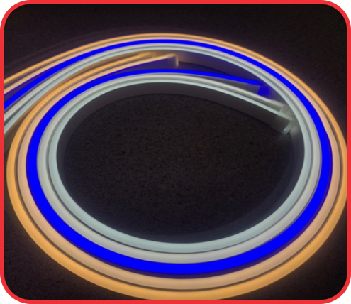 Flexible LED Strips and Rope Lights