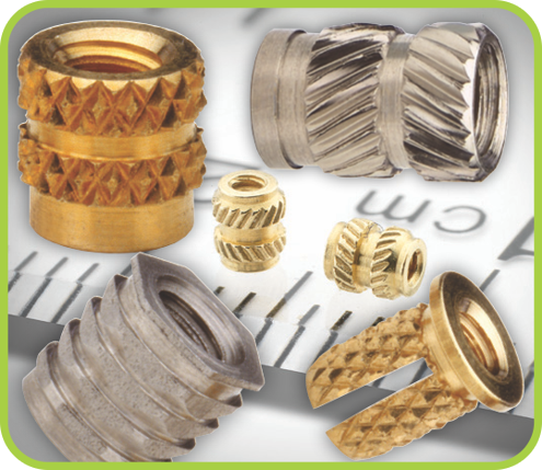 SI® Threaded Inserts for Plastics